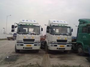 上海港口上海港拖车报关