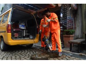 上海闵行排水证代办-上海闵行管道cctv检测联系电话