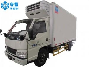 江铃新顺达国四4.2米冷藏车多少钱一台
