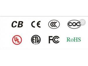 FCC认证 CE认证 3C认证有什么区别