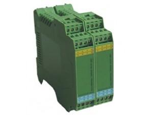 青岛导轨型温度隔离变送器24V供电 PT100温度变送器选型
