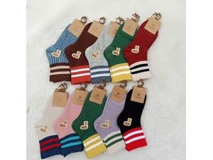 北京袜子批发便宜袜子 外贸原单 地摊创业一毛袜业