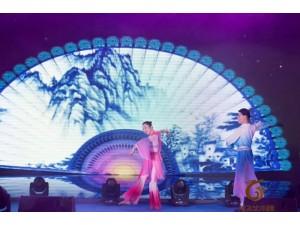 唯美古典的双人舞蹈《中国美》