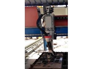河北瓦尔丁生产数控等离子无限回转坡口切割机