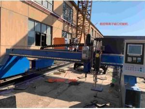 河北瓦尔丁科技生产数控等离子钻切机
