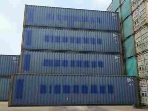 供应天津港二手集装箱出售 出租 专业改制