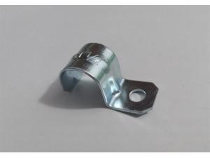 φ17-φ18mm单边管夹,单孔电缆固定夹