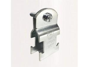 DN25 P型夹 双片夹 电镀锌碳钢管托