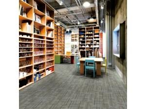 恒拓达办公室阻燃防火B1级方块拼接写字楼工程商用会议室地毯