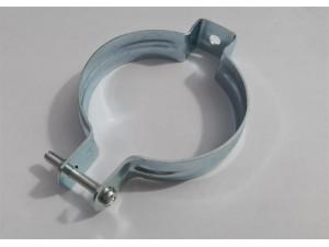 杭州萧山现货供应美标EMT电镀锌金属悬吊马扣 美标吊环夹