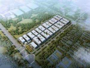 京津周边 1200-3500平标准厂房 芦台京津创智产业园