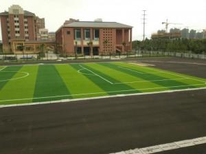学校人造草坪
