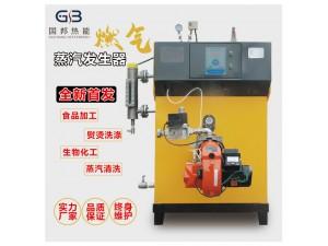 浙江国邦200KG节能环保燃油蒸汽发生器