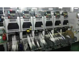 上海专业回收SMT工厂整体设备回收 印刷机贴片机波峰焊回流焊