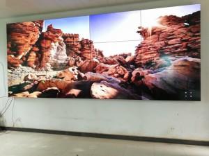 湖南监控拼接墙、湖南大屏幕厂家、湖南LCD拼接屏现货