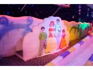 """激""""冻""""人心!山叶口景区冰雕展给你难忘的冰雪体验!"""