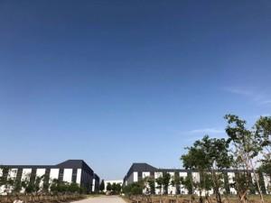 高密产业园厂房招商,钢结构厂房,50年产权,标准厂房