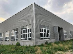 高密厂房定制,绿天使产业园厂房出售,钢结构厂房
