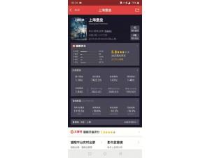 上海堡垒为何口碑崩塌,票房崩塌???