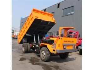 农用车矿车 小型自卸拉土车
