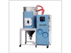 瑞达厂家直供塑胶热风干燥送料组合 两机一体