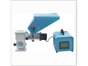 瑞达注塑单色挤出式计量式色母机 喂料机称重厂家体积螺杆塑料机