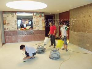 天河区石材表面黄渍,广州石材翻新打磨去除地板污垢痕迹公司