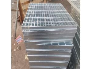 不锈钢/镀锌钢格板、钢格栅、踏步板、树篦子、沟盖板