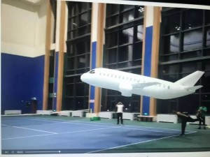 北京推杆画轴启动台,飞机启动道具