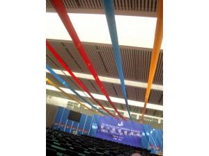 北京庆典彩布,活动飞布,空中飞布,飞天彩虹,五彩飞布