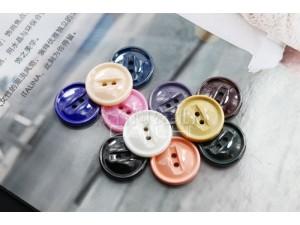 黛石 多颜色设计色泽光亮的名大衣毛衣外套服装纽扣