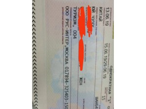 俄罗斯签证代办中心上海代办俄罗斯签证