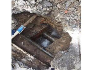 佛山管道漏水探测,专业埋地水管漏水探测,准确定漏点