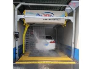 全自动洗车机设备 自动化洗车机 智能无人洗车机
