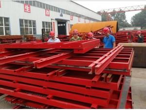 盖梁钢模板加工河南厂家要求高