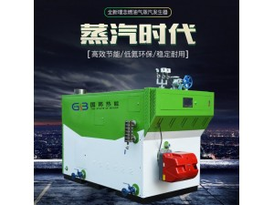 浙江金华600kg节能环保低氮燃油锅炉 全自动蒸汽发生器