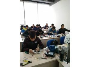 东莞寮步广优教育PLC实战培训班周末班电工业余培训班