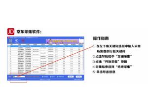 京东商户号码采集,淘宝天猫卖家数据提取器
