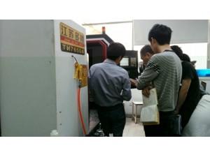 无锡CNC加工中心编程培训学完可独立编程序出产品