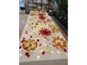 赛西维烘焙学校分享杂粮蛋糕
