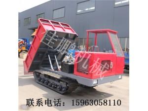 山东工厂直销小型手扶履带车jp-L1农用自卸拖拉机质量好