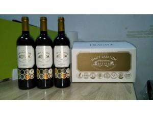 上拉朗德酒庄红葡萄酒 法国原装进口葡萄酒 商务招待用酒