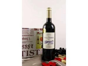 蔚蓝比斯酒庄红葡萄酒 法国葡萄酒 全球获奖葡萄酒系列