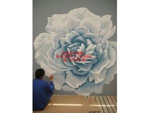 江西商场彩绘手绘专业公司