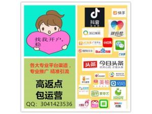 各种平台产品app广告推广