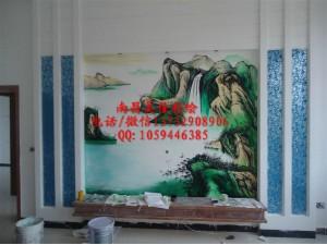 南康幼儿园彩绘喷绘专业公司
