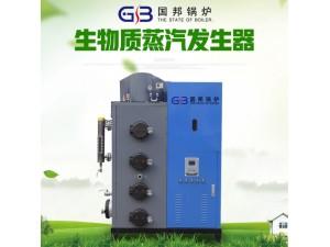 厂家直销国邦200KG生物质蒸汽发生器  全自动蒸汽发生器