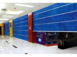 西青区电动卷帘门安装定做水晶卷帘门更换快速卷帘门厂