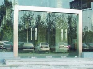 上海浦东区自动玻璃门安装维修 张江镇办公室电动玻璃门安装维修