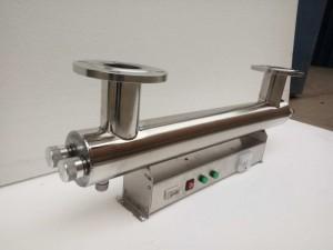 深圳紫外线消毒器 RXUV-75水处理设备